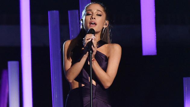 Ariana Grande (Bild: John Shearer/Invision/AP)