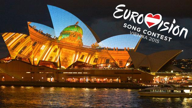 Australien nimmt erstmals am Song Contest teil (Bild: Wien Tourismus/Ken Butti)