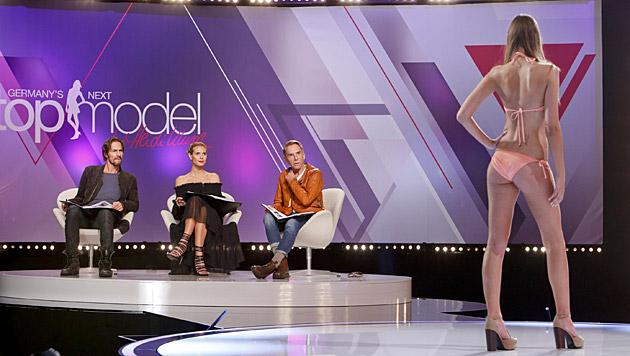 Wer wird heuer 'Germany's next Topmodel'? (Bild: ProSieben)