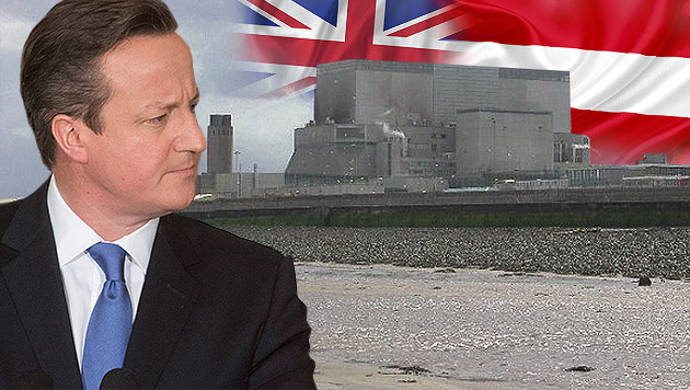 """London plant: """"Österreich klagen oder schaden"""" (Bild: geograph.org.uk, APA/ EPA/MICHAEL REYNOLDS, thinkstockphotos.de)"""
