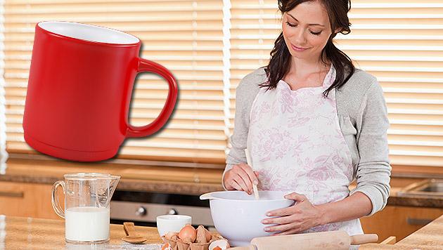 Tipps und Rezepte für kreative Becherkuchen (Bild: thinkstockphotos.de, krone.at-Grafik)