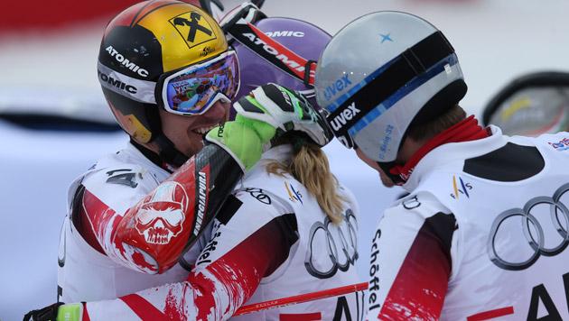 Titelverteidiger Österreich holt souverän Gold (Bild: GEPA)