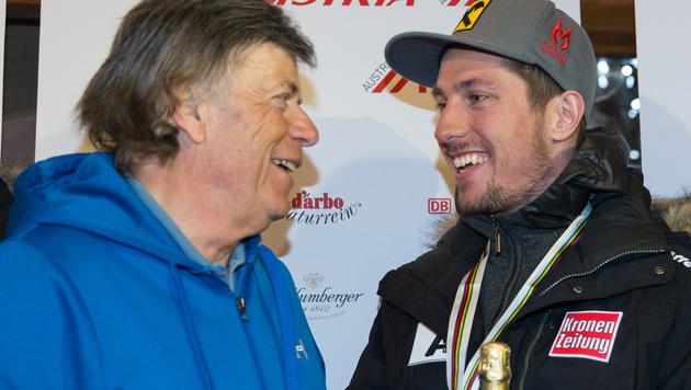 "Hirscher: ""Dachte daran, eine Saison zu pausieren"" (Bild: APA/EXPA/ Johann Groder)"