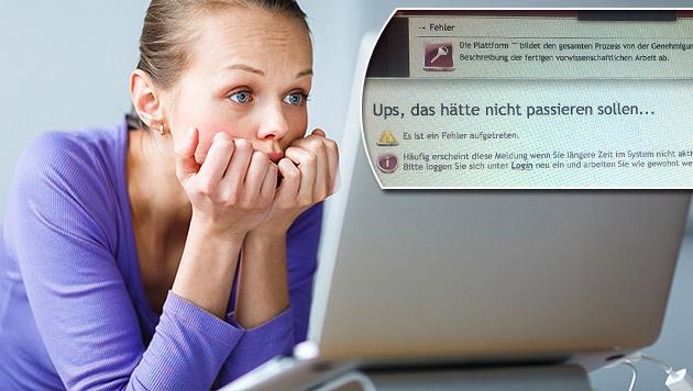 """Lehrer: """"Das geht uns nur noch auf die Nerven"""" (Bild: thinkstockphotos.de (Symbolbild), privat)"""