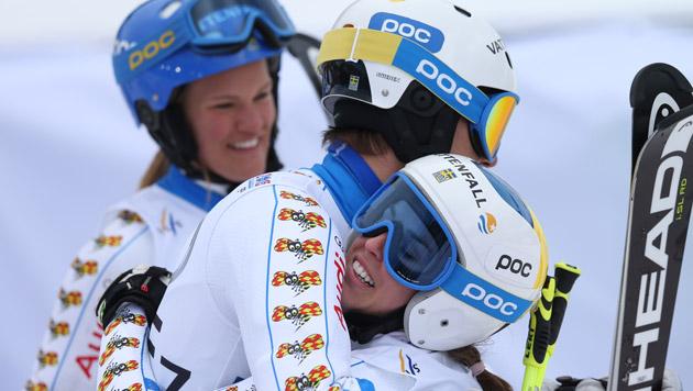 Schweden schnappte sich die Bronzemedaille. (Bild: GEPA)