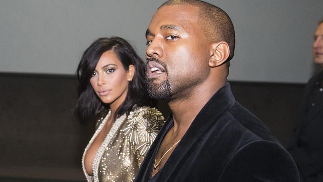 """Kanye West: Grammy-Eklat war """"eine Art Witz"""" (Bild: AP)"""