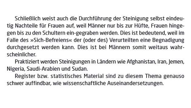 """Diese Passage sorgte im Ministerbericht """"Tradition und Gewalt an Frauen"""" f�r Aufregung. (Bild: Bundeskanzleramt �sterreich)"""