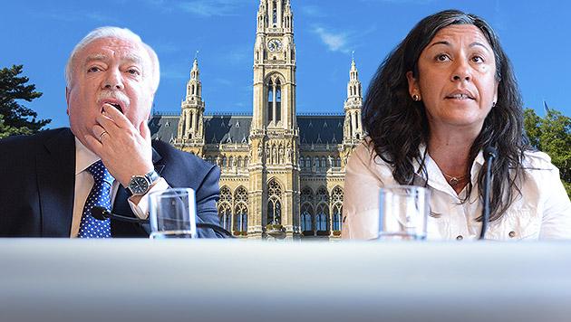 Wiener Wahlrecht: Reform ist endgültig gescheitert (Bild: APA/HELMUT FOHRINGER, thinkstockphotos.de, krone.at-Grafik)