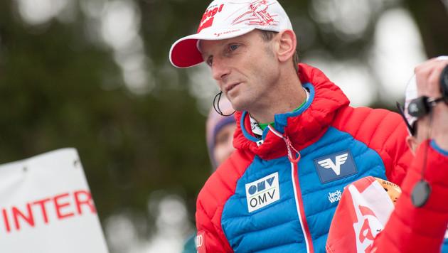 Cheftrainer Heinz Kuttin (Bild: APA/EXPA/JFK)