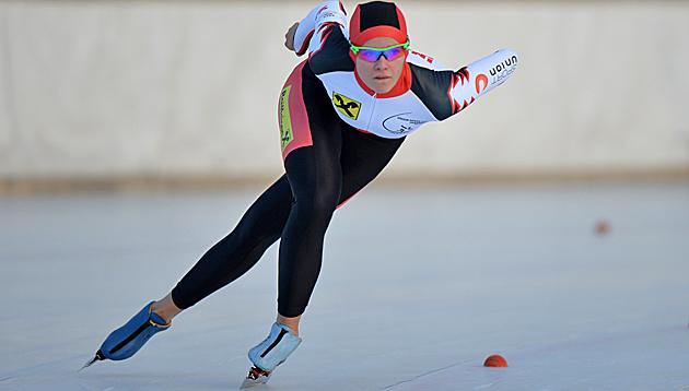 Bittner bei Einzel-WM Neunte über 1.000 Meter (Bild: GEPA)