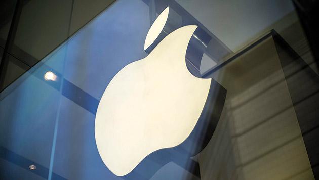 """Apple: Entscheidung über Schicksal des """"iCar"""" 2017 (Bild: APA/EPA/ADRIAN BRADSHAW)"""