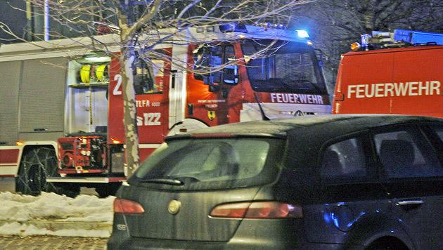 Spanier (28) erstickt bei Brand in Polizei-Zelle (Bild: APA/HFW VILLACH/KK)