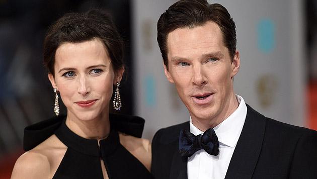 """Sophie Hunter ist bald die Ehefrau von """"Sherlock Holmes"""" Benedict Cumberbatch. (Bild: EPA)"""