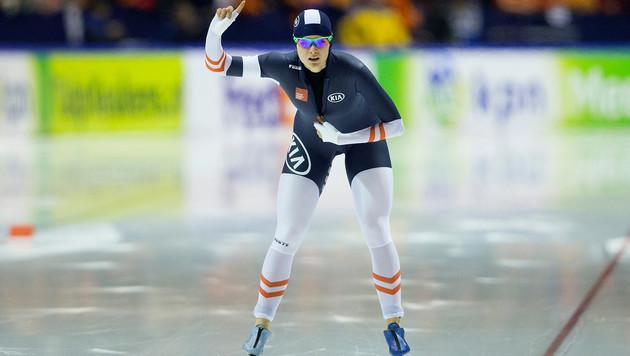 Vanessa Bittner jagt bei WM zu Junioren-Weltrekord (Bild: GEPA)