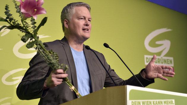 David Ellensohn rechnet nicht mit Blockadepolitik in Sachen Wahlrecht. (Bild: APA/HANS PUNZ)