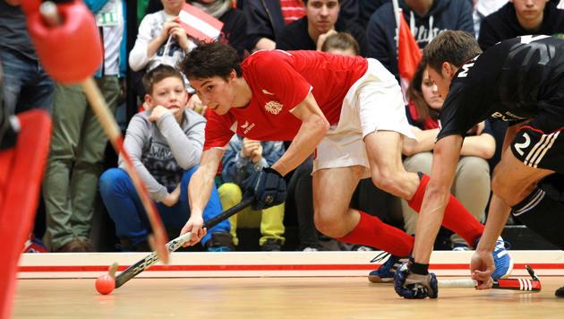 Hockey-Herren der Arminen verpassen Meistercup 4:5 (Bild: GEPA)