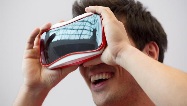 Mattel und Google bauen Virtual-Reality-Brille (Bild: AP)