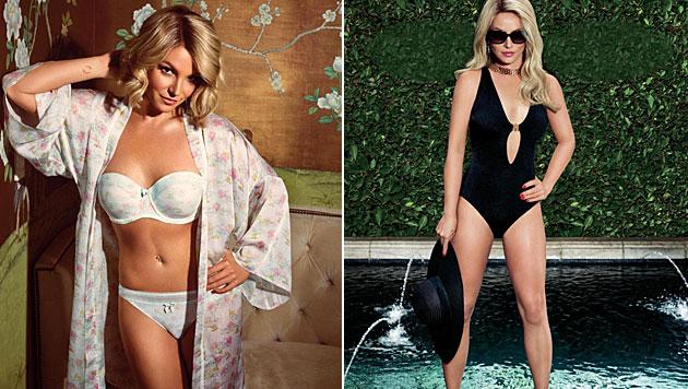 Getrickst oder nicht? Britney zeigt sich supersexy. (Bild: instagram.com/britneyspears)