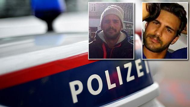 Die Polizei hofft bei der Suche nach dem mutmaßlichen Täter auf Hinweise aus der Bevölkerung. (Bild: APA/BARBARA GINDL, Polizei Wien)
