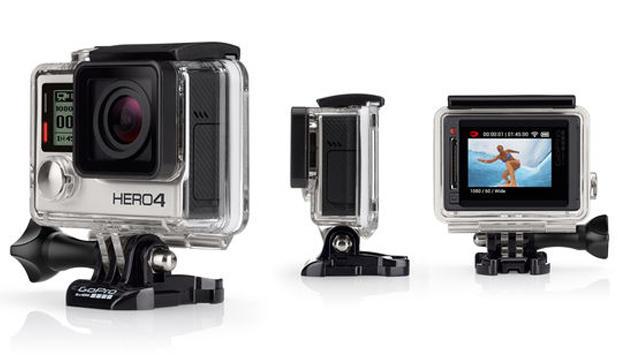 Hart im Nehmen: GoPro Hero 4 Silver im Praxistest (Bild: GoPro)