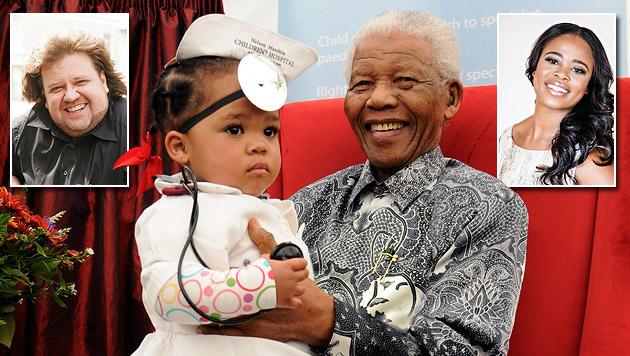 Nelson Mandela: Tribut an einen großen Menschen (Bild: Kim Fox, Wilfried Beege, Release)