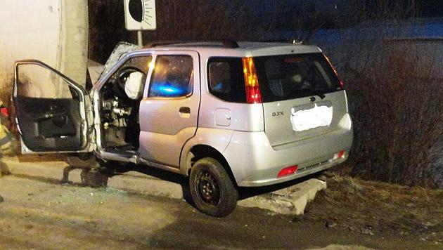 Der Tatverdächtige überlebte mit Verletzungen. (Bild: FF Kaprun)