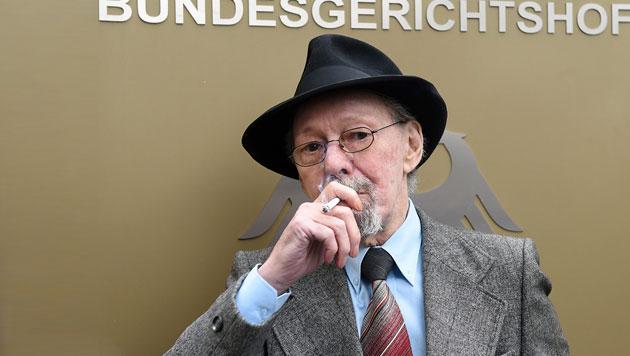 Friedhelm Adolfs hat auch die Neuauflage seines Prozesses gewonnen. (Bild: APA/ EPA/ULIDECK)