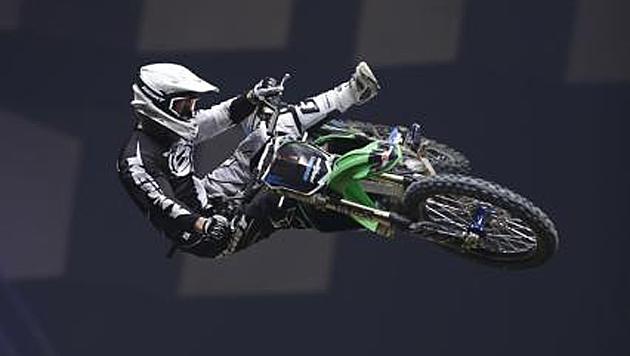Freestyle-Stunts dürfen bei keiner MoD-Show fehlen. (Bild: MoD/ PACOimages)
