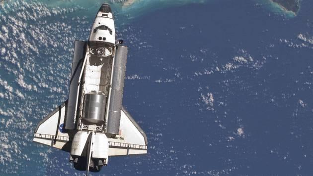 NASA veröffentlicht Shuttle-Sounds als Klingeltöne (Bild: AP)