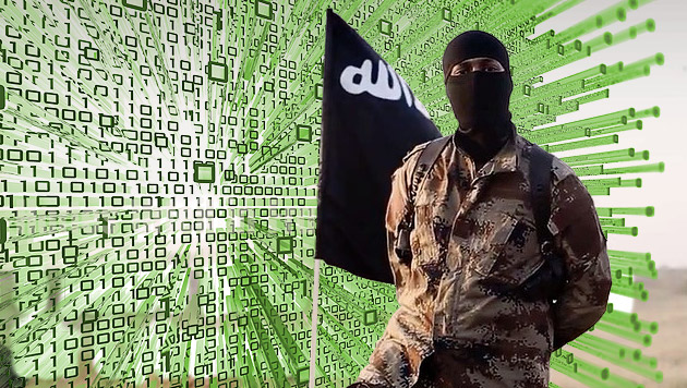 IS rekrutiert im Netz gezielt deutsche Attent�ter (Bild: twitter.com, thinkstockphotos.de)
