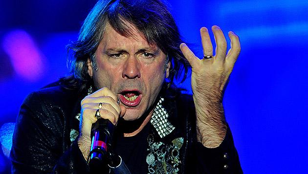 Iron-Maiden-Sänger unterzog sich Chemotherapie (Bild: AFP)