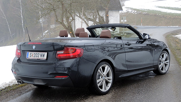 bmw 2er cabrio aus der keimzelle einer generation alles auf die 2 auto. Black Bedroom Furniture Sets. Home Design Ideas