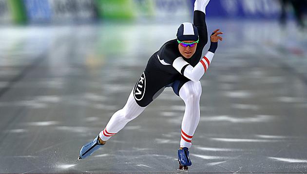 Bittner holt sich erneut 500-m-Junioren-WM-Titel (Bild: GEPA)