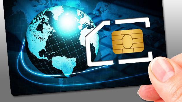 Geheimdienste stahlen Schlüssel zu SIM-Karten (Bild: thinkstockphotos.de)