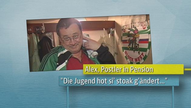 Alex (Bild: ATV)