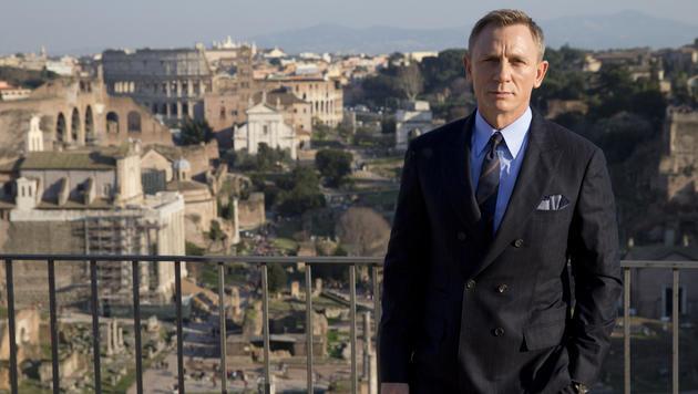 Daniel Craig (Bild: Andrew Medichini)
