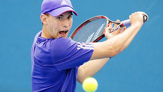Thiem unterliegt im Viertelfinale Bautista-Agut (Bild: GEPA)