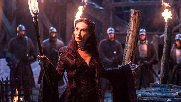 Carice van Houten als Melisandre (Bild: © © HBO/Helen Sloan)