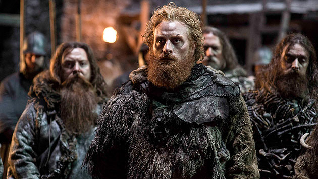 Kristofer Hivju als Tormund Giantsbane (Tormund Riesentod) (Bild: © © HBO/Helen Sloan)