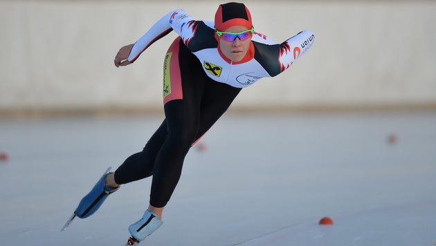 Zweites Gold für Vanessa Bittner bei Junioren-WM (Bild: GEPA)