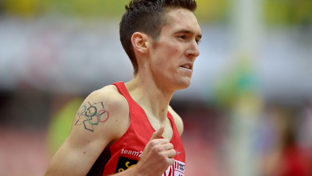 Andreas Vojta holte in Linz Leichtathletik-Gold (Bild: GEPA)