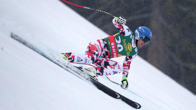 Doppelschlag! Mayer triumphiert auch im Super-G (Bild: APA/GEORG HOCHMUTH)