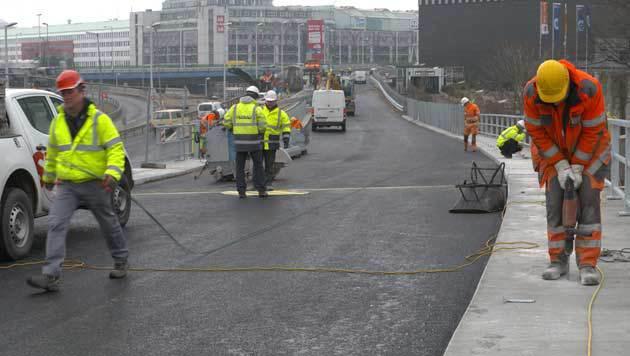 Bauprojekte bringen 2.600 Jobs in Salzburg (Bild: krone.tv)