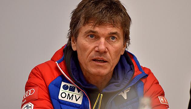 Coach Felder blickt schon Richtung Weltcup-Finale (Bild: GEPA)