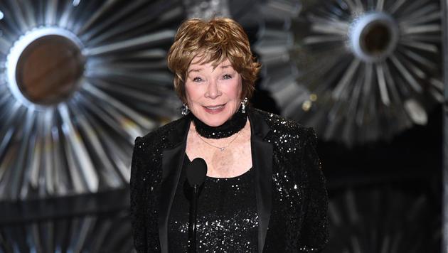 Shirley MacLaine (Bild: AP)