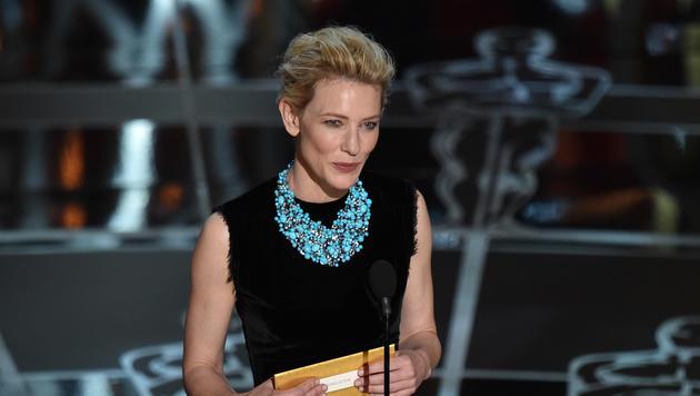 Cate Blanchett (Bild: AP)