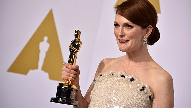 """Julianne Moore wurde als """"Beste Hauptdarstellerin"""" ausgezeichnet. (Bild: Jordan Strauss/Invision/AP)"""