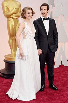 Joanna Newsom und Andy Samberg (Bild: AP)