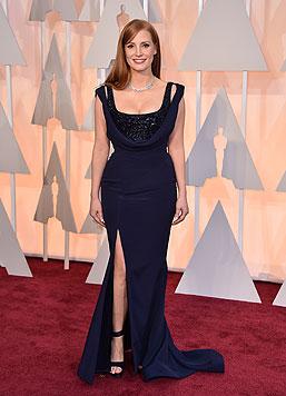 Jessica Chastain (Bild: AP)