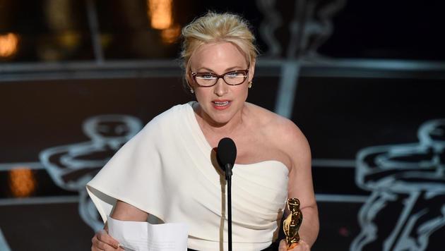 Patricia Arquette (Bild: AP)